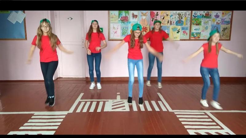 Видеоролик Спасибо РАДАР от детской организации ШкоДА Трифоновской школы