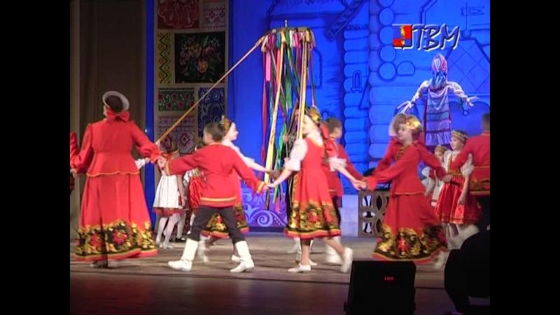 «Полянка» пригласила несколько коллективов на свой первый отчетный концерт.
