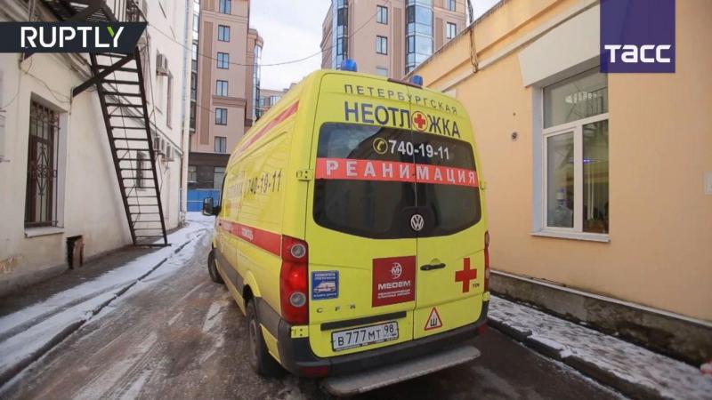 Почему петербургская неотложка оказалась в Швеции