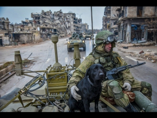 Русские в Сирии (The PMC of the Russian Federation and the Russian army in Syria