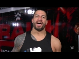 WWE WORLD TOUR REPORT: Roman Reigns Has A Message For #WWEAbuDhabi
