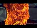 Огненный Торнадо В Slow Motion