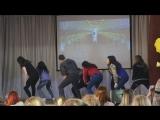 Конкурс Танцевальная лихорадка - 2 тур