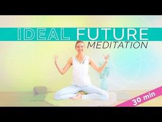 Visualize Your Ideal Future: Kundalini Meditation Kriya (30-min)