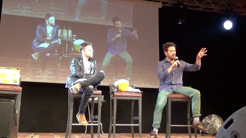 JIB9 2018 David Haydn-Jones Partial Panel and Alex Calvert Saturday Panel Part 1