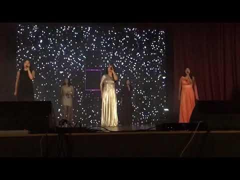 Мени салба - Чинчи Самба и девочки ст.Анай-Хаак 2018