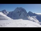 Вид с горы Мусса-Ачитара (3200 метров)