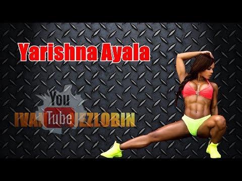 Yarishna Ayala Пуэрториканская королева бикини