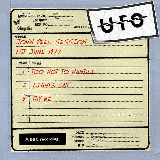UFO альбом John Peel Session (1 June 1977)