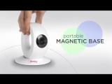 Видеоняня iHealth M2 iBaby WIFI Baby Monitor
