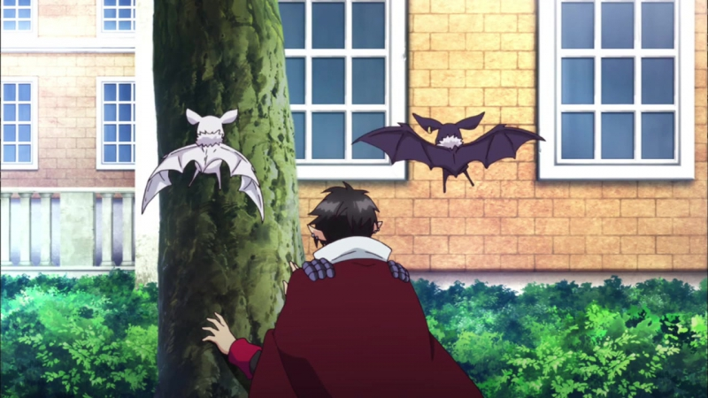 Makai Ouji: Devils and Realist 1 серия / Принц Преисподней: Демоны и Реалист 1 серия