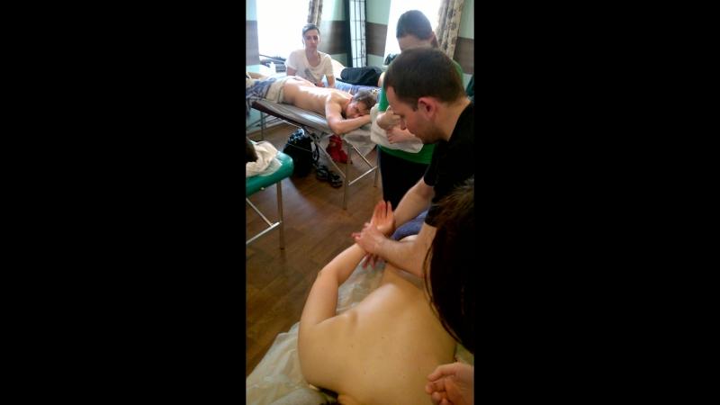 10 из 17 Лимфодренажный массаж