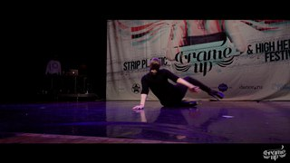 Mironova Katya - BEST STRIP/HIGH HEELS SOLO - FRAME UP X FEST
