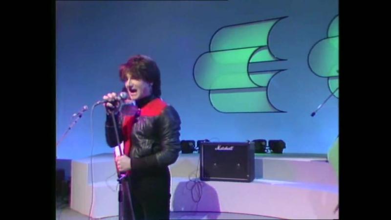 U2 - RTE program The Late Late Show in 1980.