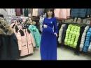 """Платье """"Ванесса"""" для беременных василек"""