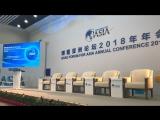 Сейчас CGTN на русском ведёт трансляцию стартовой пресс-конференции Азиатского форума в Боао