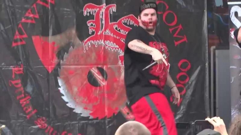 Dark Half, Liquid Assassin Scum - I Live Threw This Live (Live G.O.T.J. 2015) [HD 720]