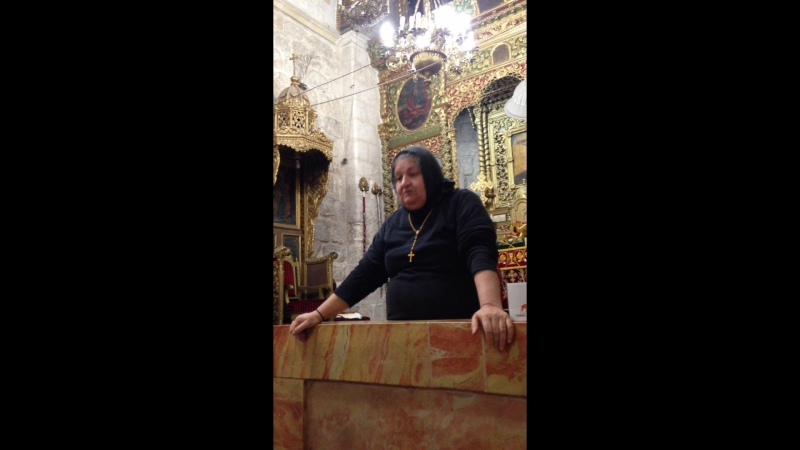 Сирийская ортодоксальная церковь Святого Марка