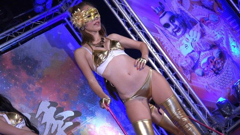 4K Baby Queens 皇后~ 拐杖舞 ~ 第七屆太子文化季 2016/10/22