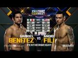 UFC Fight Night Gabriel Benitez vs Andre Fili