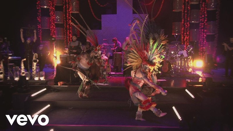 Lila Downs - Nahual Negro (Concierto en Vivo)