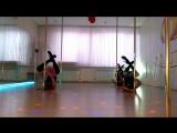 Pole dance exotic Новосибирск Dance studio NUT