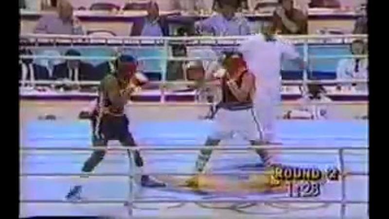 Рой Джонс - Евгений Зайцев 1 4 Финала Олимпийские игры 1988 год ↓Подпишись↓