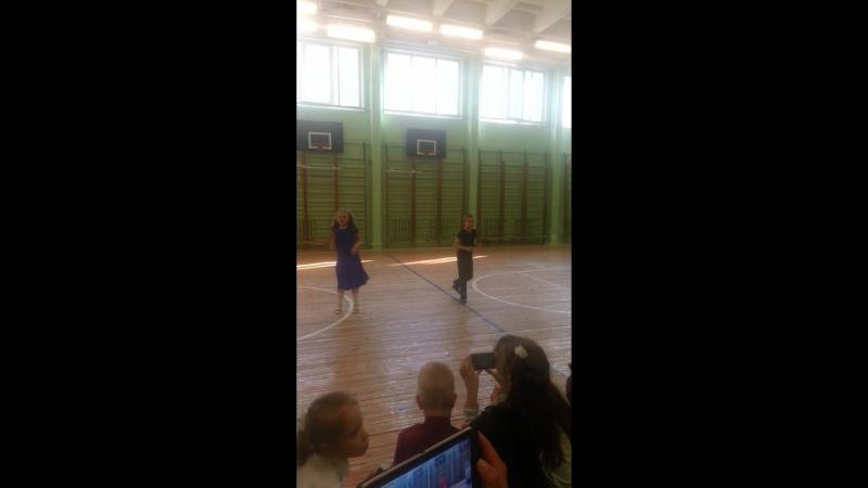 Открытый урок по танцам 16 05 2018г ч 11