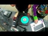 Hip Hop Vlog 2 - Umbrella Mc , Scratch , Drum pad Jam На Бекетово