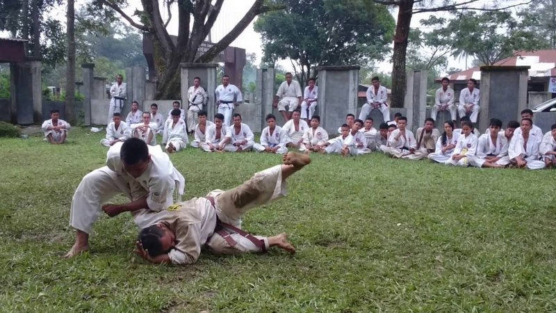 Techniques Kito ryu jujitsu Medan Ju jitsu Club