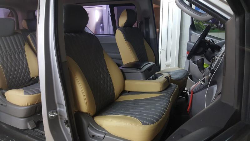 Хундай Старекс 10г. HyundaiStarexХундайСтарексавточехлыЕкатеринбург