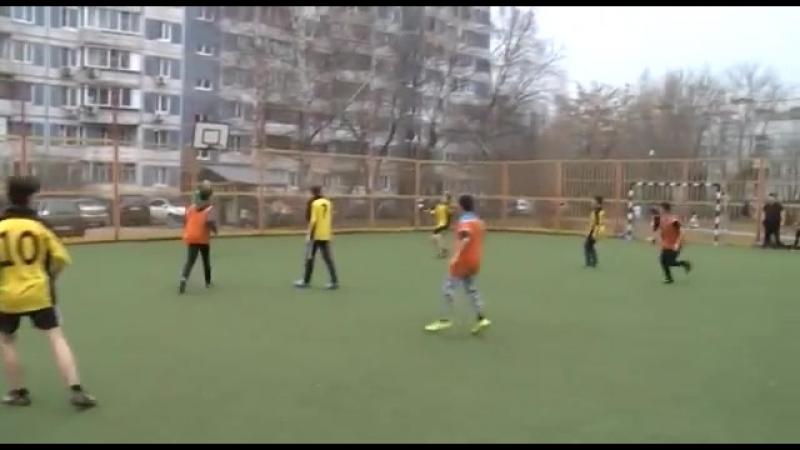 Первенство городского округа Мытищи по футболу среди детских дворовых команд