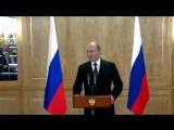 Фрагмент фильма о Владимире Путине: Как же без поговорки  от президента.