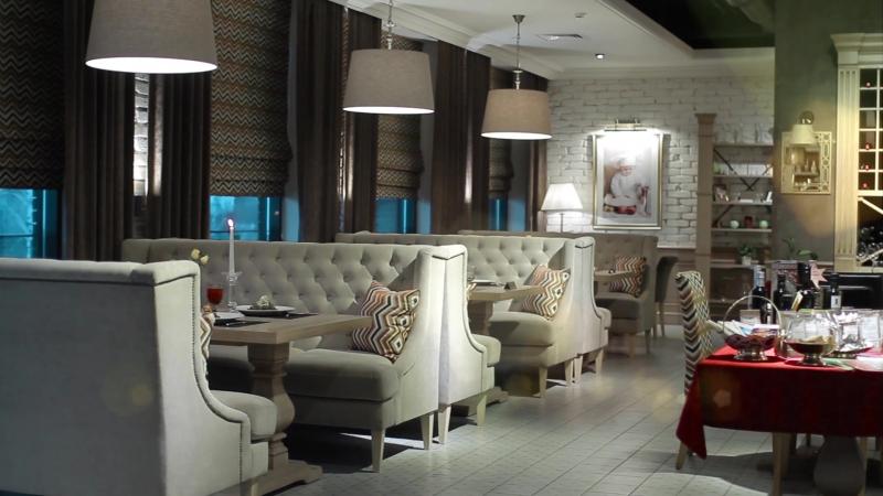 Ресторан - ANNAM BRAHMA