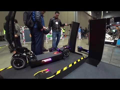 Электросамокаты 2018 Speedway 5, Dualtron Thunder, WEPED