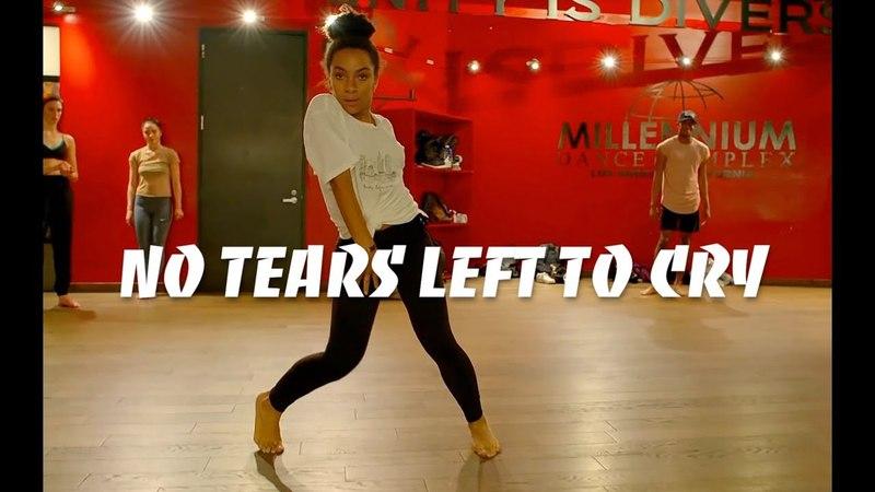 ARIANA GRANDE | NO TEARS LEFT TO CRY | BLAKE MCGRATH CHOREOGRAPHY