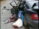 Жестокие аварии и ДТП на дорогах Страшные аварии на видеорегистратор Сar crash compilation
