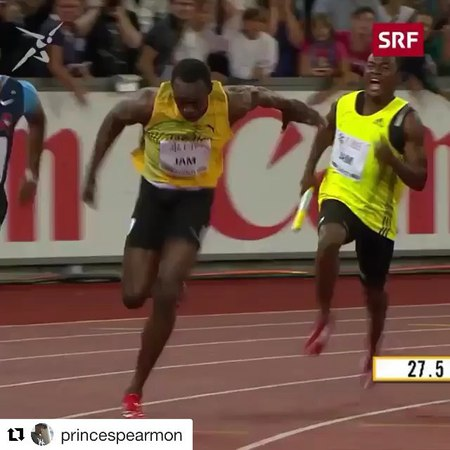 """Usain St.Leo Bolt on Instagram: """"Bro for life Repost @princespearmon ・・・ Who needs enemies when you have friends like these lol. I'm still mad at ..."""