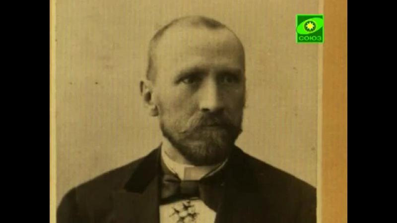Александр Митроп (из цикла Собор екатеринбургских Святых)