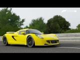 Forza Motorsport 7 Hennesey VenomGT 0-400-0