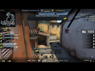 Quadrokill by s1mple vs LDLC @ESL