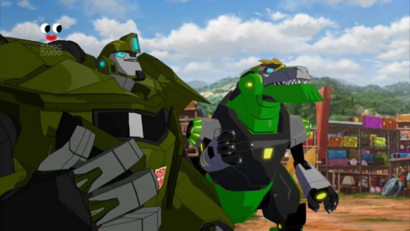 «Трансформери: Роботи під прикриттям Сила об'єднання» 3 сезон 23 серія.