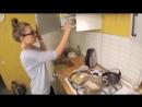 Веганский молочный суп - Синий чай - Дана Сатори - Ведическая кулинария