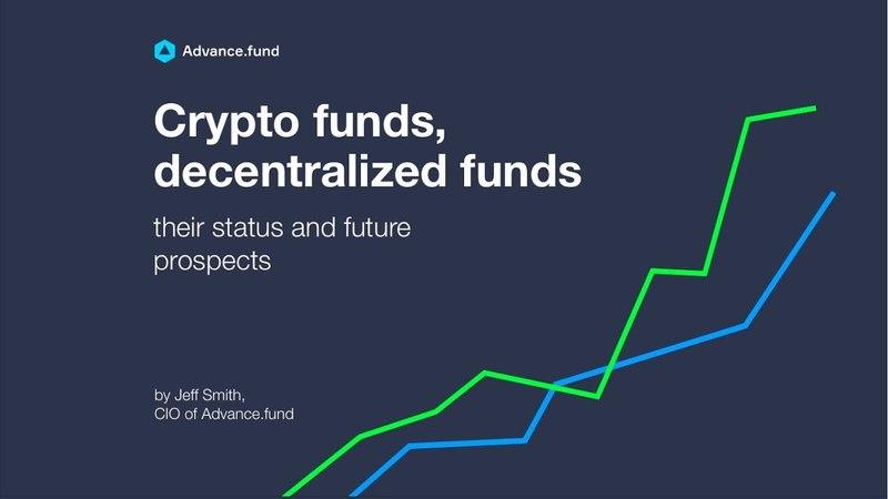 Blockchain Crypto funds decentralized funds CIO Jeff Smith