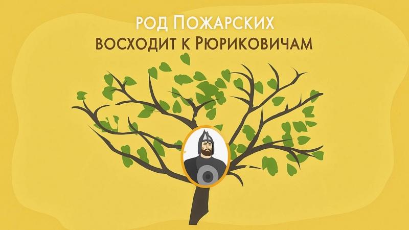 Минутная история. Князь Дмитрий Пожарский