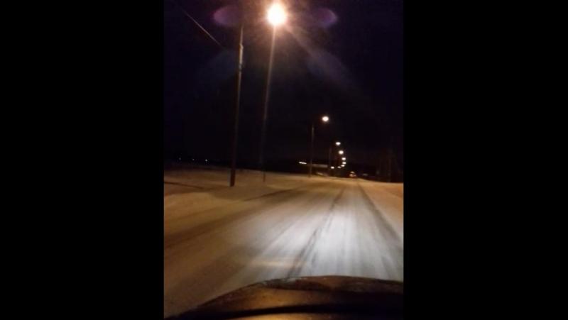 Снегом Замело Москву и Область. В деревне