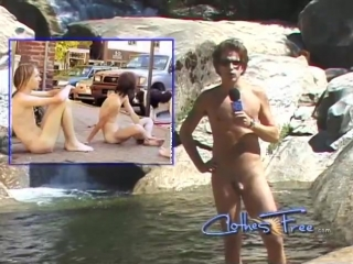 ClothesFree TV Preview  - Nudes in the News - Nudist news!