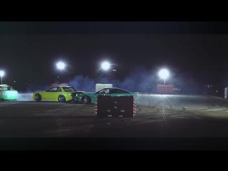 Drift Vine   Nissan Silvia S13, 200sx SuperStar team drift training