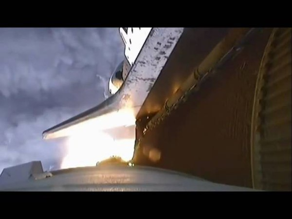 STS-127 Space Shuttle Endeavour Launch - ON BOARD External Camera View HD 720p