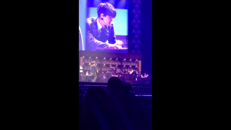 [FANCAM] 180223 EXO - Chill (Sehun Focus) @ EXO PLANET 4 - The ElyXiOn in Osaka D-1